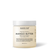 Pure Mango Butter Product which helps simultaneously soften and soothe skin