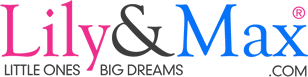 Lily and Max Little Ones Big Dream Logo