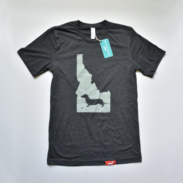 Doxie State Pride Series: Idaho State Doxie Tee