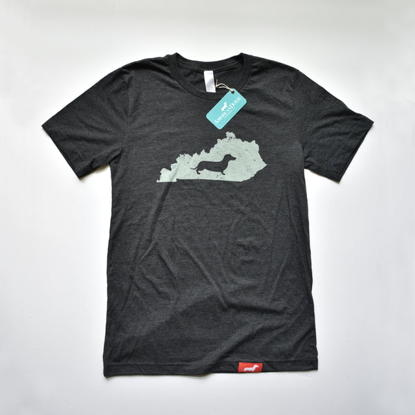 Doxie State Pride Series: Kentucky State Doxie Tee