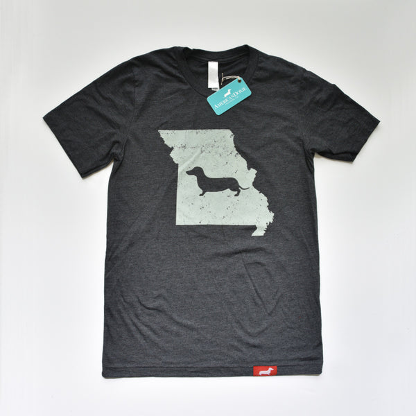 Doxie State Pride Series: Missouri State Doxie Tee