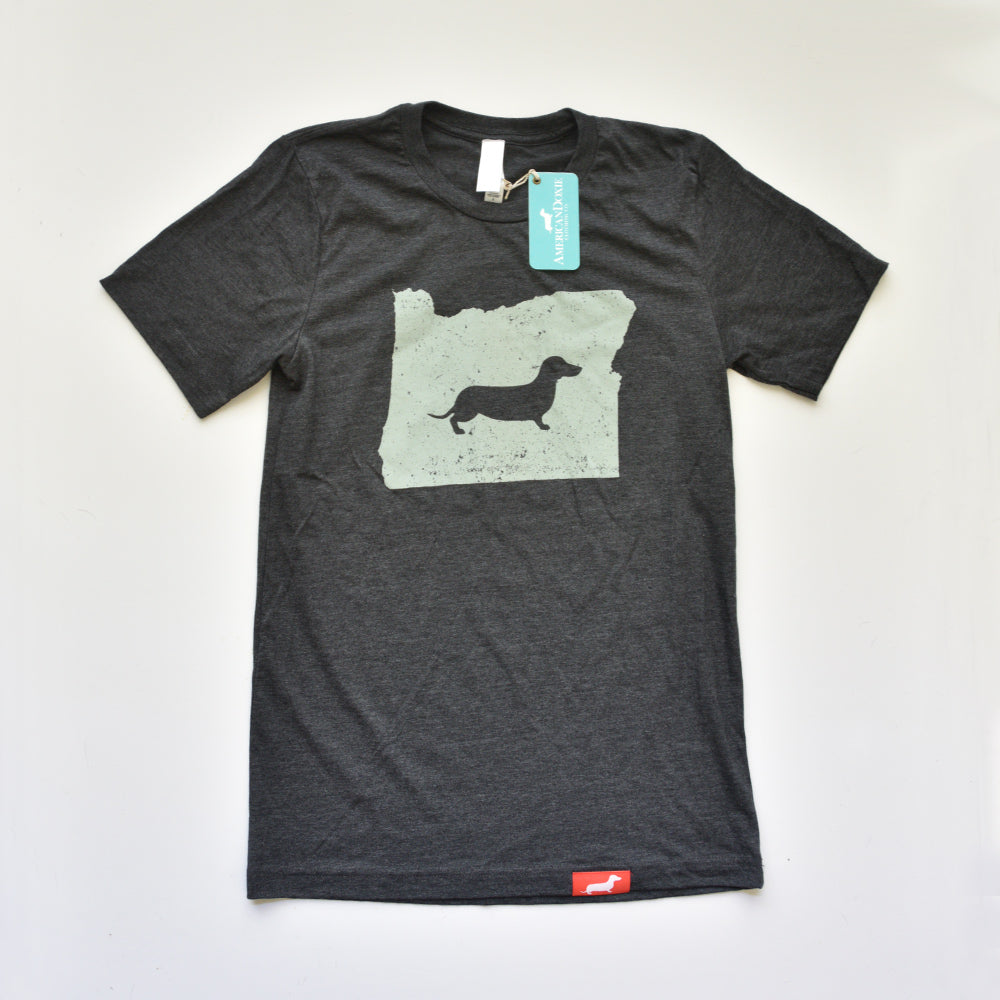 Doxie State Pride Series: Oregon State Doxie Tee