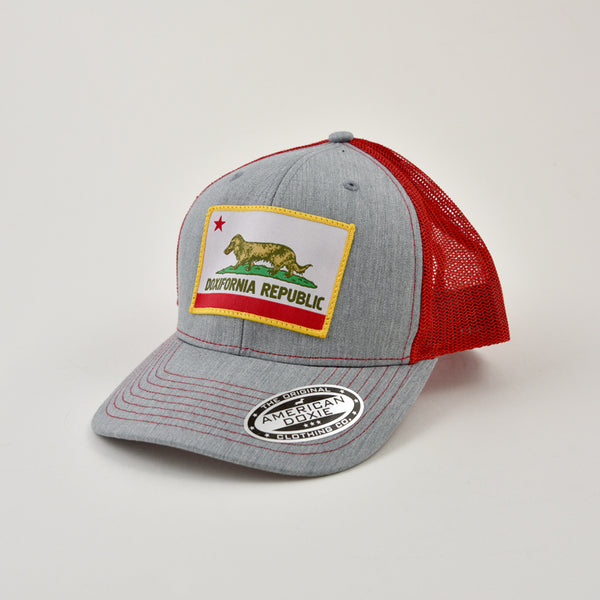 Doxifornia Republic II Trucker Hat