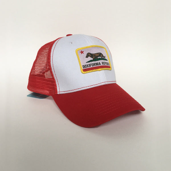 Doxifornia Republic Trucker Hat
