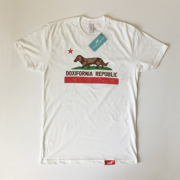 Doxifornia Republic Tee Shirt
