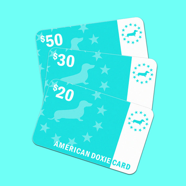 American Doxie Gift Card