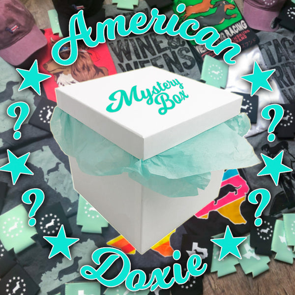 """LIMITED STOCK"" American Doxie Mystery Box Bundle (Only 60 Available!)"
