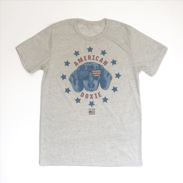 """NEW"" AD Vintage Series: Party Pup Tee Shirt"
