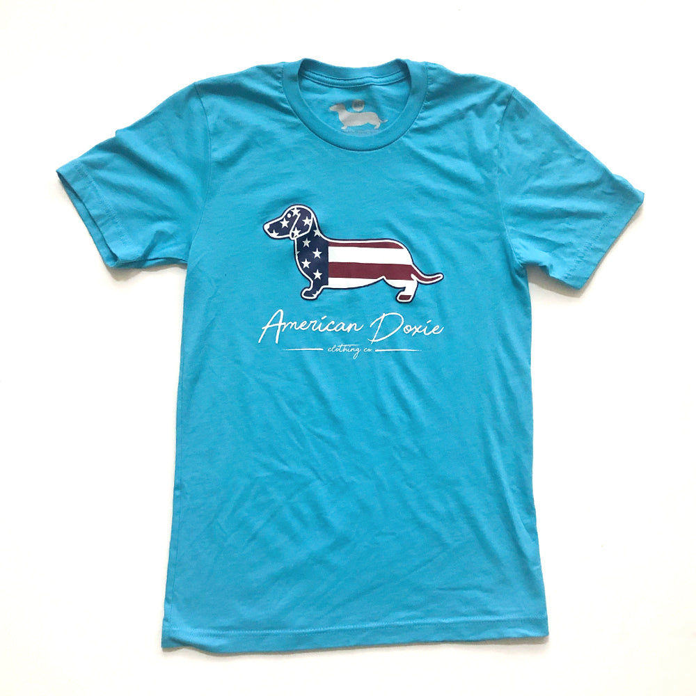 """NEW"" AD Signature Series USA Tee Shirt (Limited Stock)"