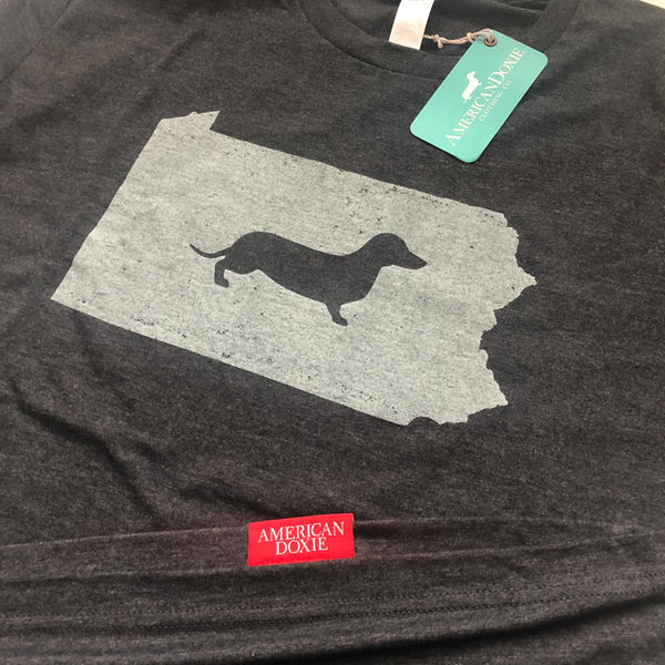 Doxie State Pride Series: Pennsylvania State Doxie Tee