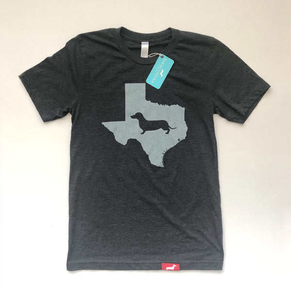 Doxie State Pride Series: Texas State Doxie II Tee