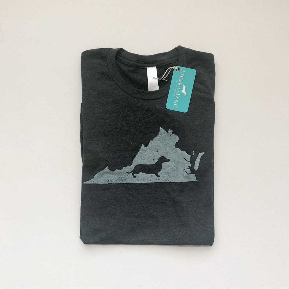 Doxie State Pride Series: Virginia State Doxie Tee