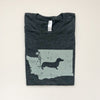 Doxie State Pride Series: Washington State Doxie Tee