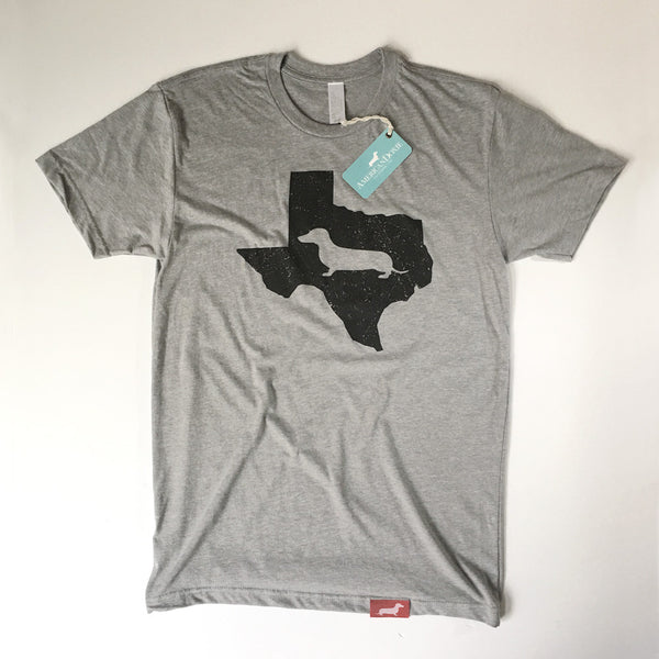 Texas State Doxie Tee Shirt