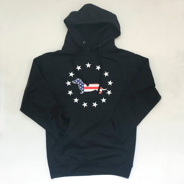 """NEW"" American Doxie Winter Classic Hoodie (Limited Stock)"