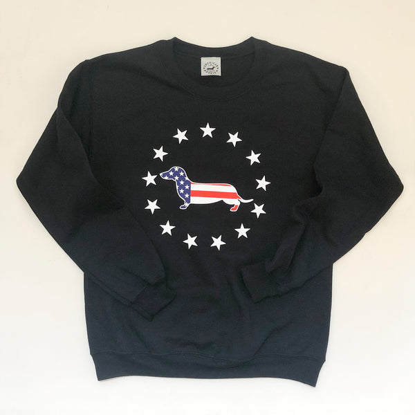 """NEW"" American Doxie Winter Classic Sweatshirt"