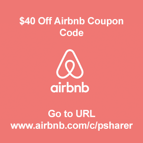 Airbnb Coupon Code 2021 Discount $40