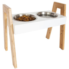 Skyrise Adjustable Raised Feeder