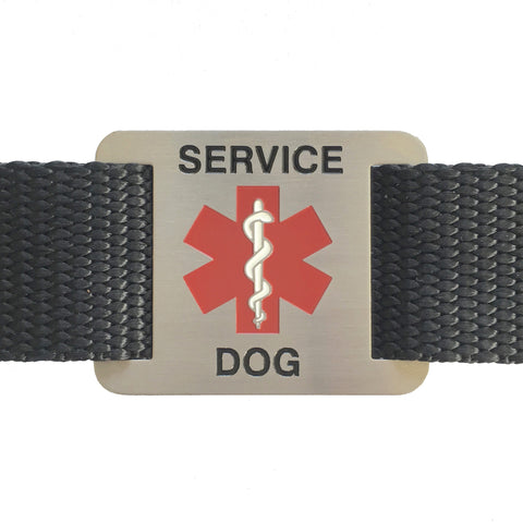 Emotional Support Animal Id Tag Leashboss
