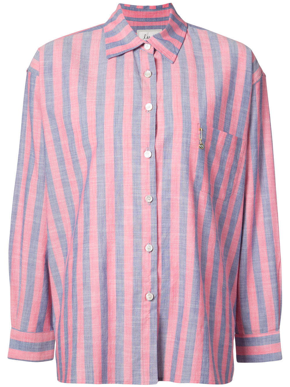 PINK & BLUE STRIPE JOHNNY