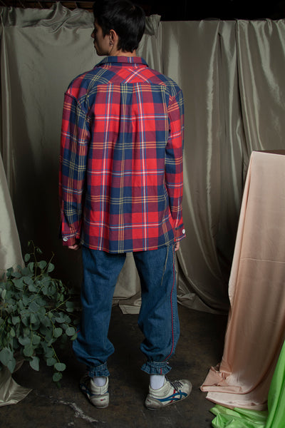 FLANNEL QUINCY