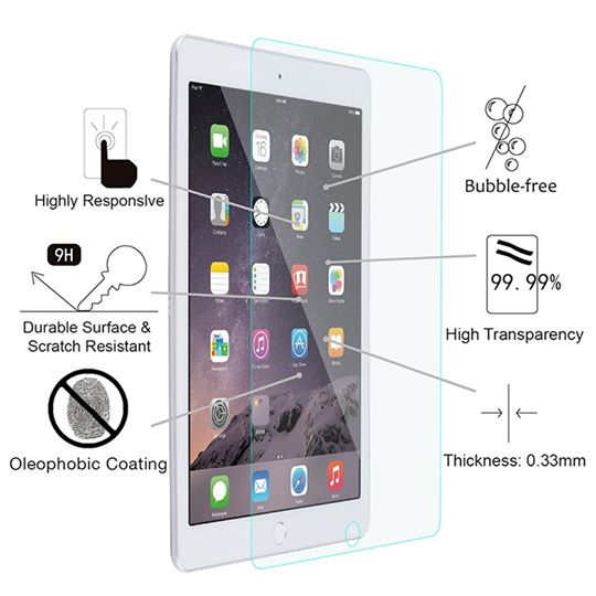 Mobile Phone - Tempered Glass Screen Protector