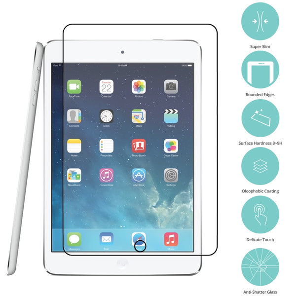 Tablet Tempered Glass Screen Protectors