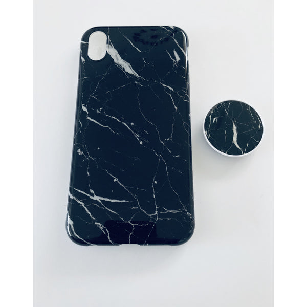 iPhone XR/XS Max Marble Phone Case & Matching Poppit