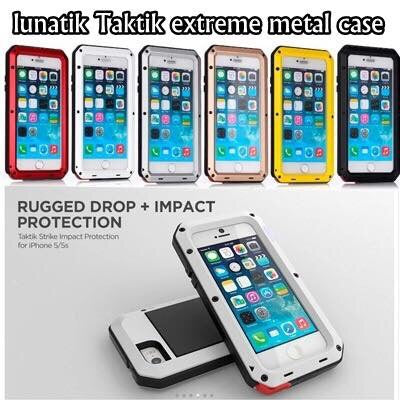 Lunatik Tactic Heavy Duty Phone Case