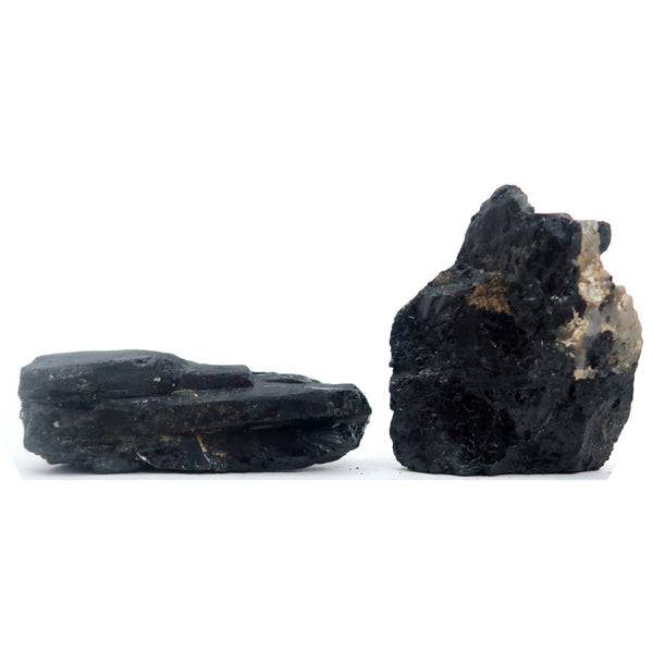 Tourmaline Mineral 02 - Black Set Protection Stone