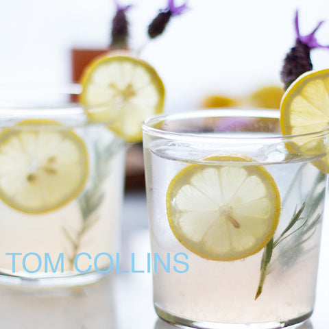 lavender tom collins