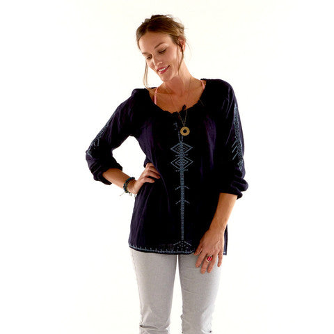Harbour Tunic Cover Up