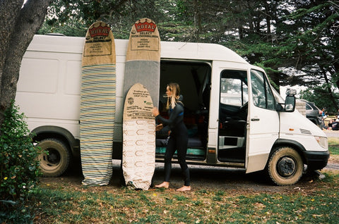 Sagebrushboards.com Board Covers for Surf Boards