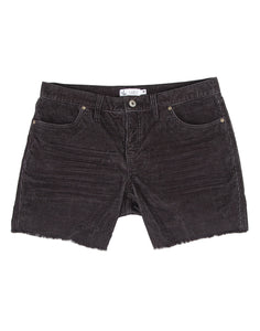 "Oahu 6"" Short : Black"