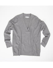 Load image into Gallery viewer, Aurora Sweater: Grey Heather