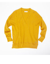 Load image into Gallery viewer, Aurora Sweater: Sunflower