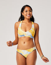 Load image into Gallery viewer, St. Barth Reversible Bottom : Wahine/Navy Bayside