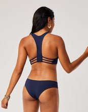 Load image into Gallery viewer, La Jolla Reversible Bottom : Moss Makai/Navy