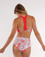Load image into Gallery viewer, Erin Reversible Bottom : Lily/Rosella Rib