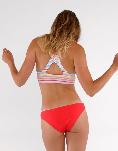 Sanitas Reversible Bottom : Wilmington/Rosella Rib