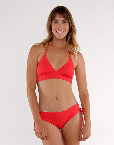 Mustique Reversible Bottom : Lily/Rosella Rib