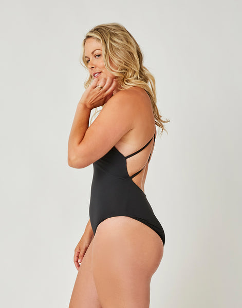 Hayes One Piece : Black