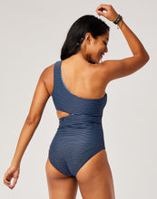 Load image into Gallery viewer, Piper One Piece : Navy Bayside