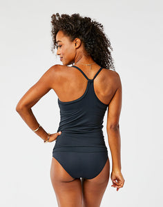 Stinson Tankini: Black