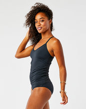 Load image into Gallery viewer, Stinson Tankini: Black