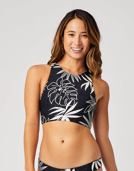 Sanitas Reversible Top : Wailuku/Black