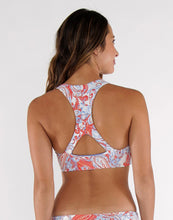 Load image into Gallery viewer, Sanitas Reversible Top : Lily/Iris Rib