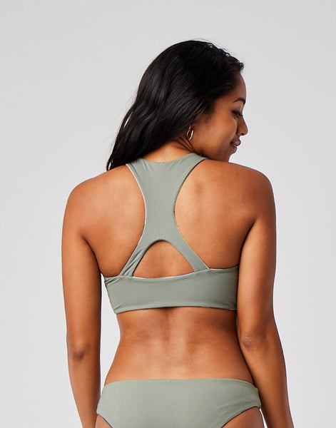 Sanitas Reversible Top : Paradise/Moss