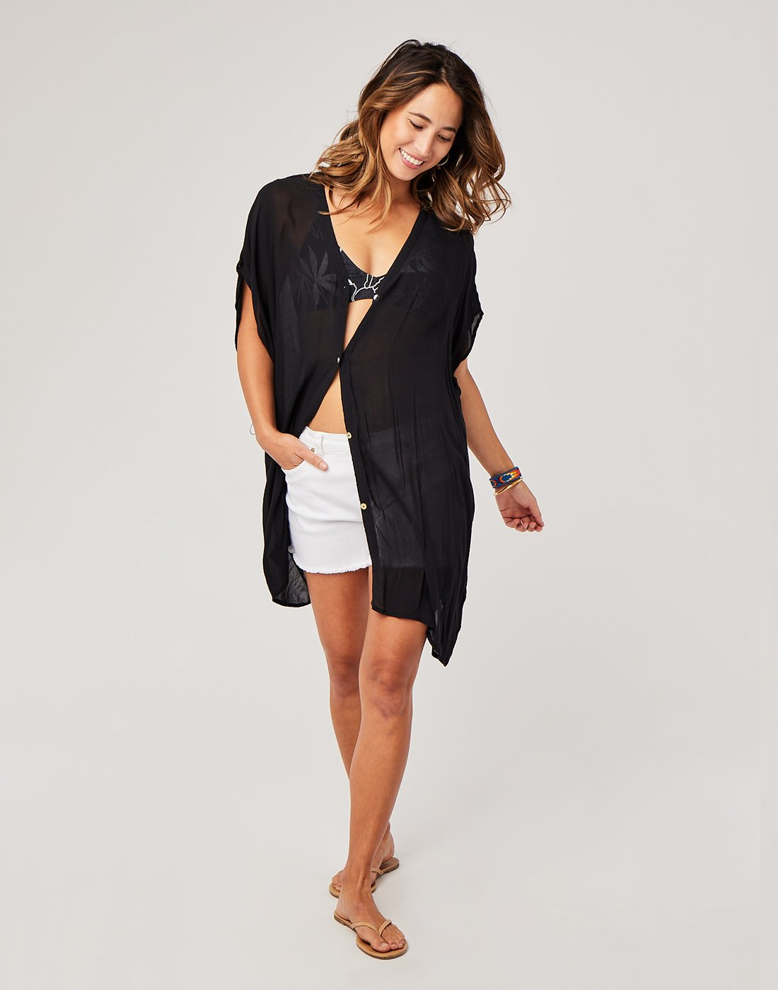 Iris Coverup : Black