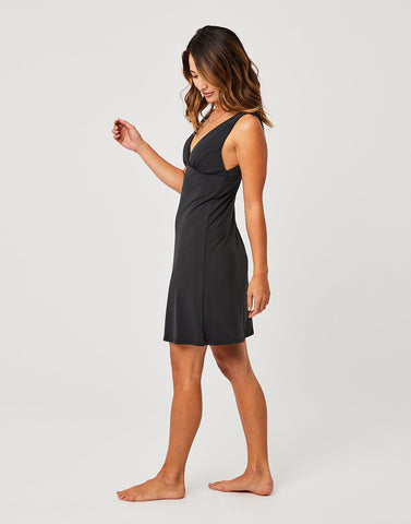 Cayman Dress: Black
